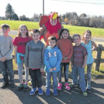 Mountain Park holds turkey trot