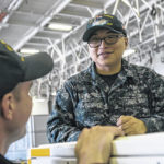 Elkin native working in Navy