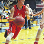 Lady Cardinals take down undefeated Falcons