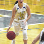 Lady Elks fall in home opener