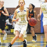 Lady Elks lose MVAC opener