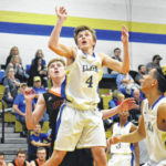 Buckin' Elks fall short against West Wilkes