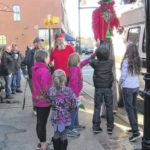 Fairfield in hosts Santa while Zombies collect for Ebenezer