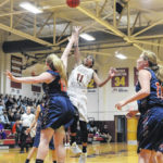 Starmount basketball splits games against South Stokes