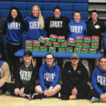 Surry softball gives back to children in need