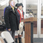 Elkin commissioners to allow approved indoor firing ranges, dry-firing for permitted special occasions; horses to be allowed during Overmountain Victory Trail Revolutionary War Days reenactment for Friends of Mountains-to-Sea Trail gathering in March