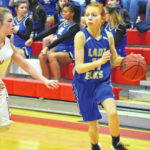 East Wilkes dominates Lady Elks, 50-12