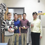 EHS students collect food for needy