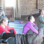 New Year's Day Yoga/Meditation crowd moved to Coley Hall
