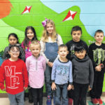 Mountain Park Students of Month named