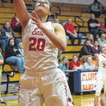 Lady Cardinals fall in MVAC semifinals