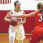 Lady Cardinals take third-round win