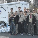 Boy Scout food drive pickups will be Saturday