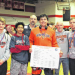 Starmount competes in Wrestling Regionals