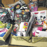 Girl Scouts serve on smaller scale