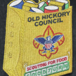 Scouting for Food collects nearly two tons