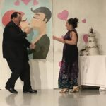 'Maybe Baby It's You' staged