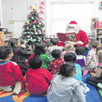 YVEDDI Head Start children receive Christmas gifts