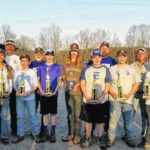 Elkin Junior team wins Hunter Skills Tournament