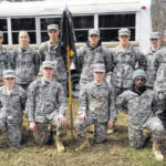 Elkin JROTC excels in competitions