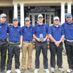 Surry golf team dedicates win to late coach