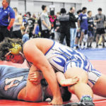 Elkin area wrestlers fare well at NHSCA