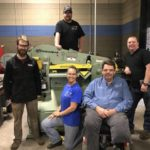 College uses grant for welding equipment