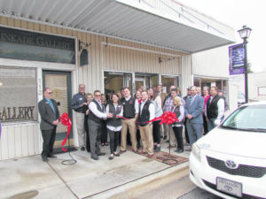 Ward & Ward cuts ribbon on Elkin location