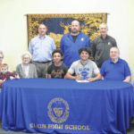 Mayes signs with Guilford College