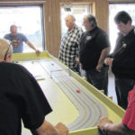 Race toy grows to take over old Jonesville Library