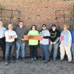 SCC employees help clean up Surry County highway
