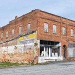 Mount Airy developer Gene Rees will investigate viability of saving, restoring historic McNeill building in downtown Elkin