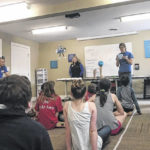 Prism hosts local school field trip
