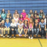 April Students of Month named at Elkin Elementary