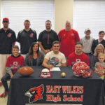 Vestal signs with Guilford