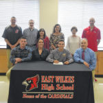 Mathis signs with Catawba