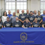 Lloyd signs with Queens University