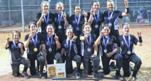 NC Punishers win gold