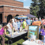 Local, regional artists sought for 2018 Mayberry Days