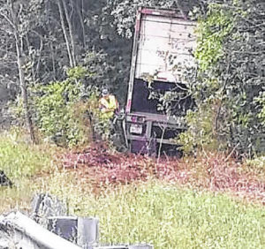 Fuel spill, minor injuries cause traffic congestion