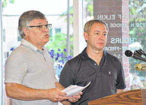 Elkin commissioners hear tax rate increase request, special allocations plea