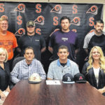 Usher signs with Lenior CC