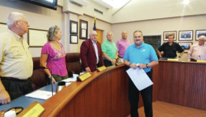 Elkin commissioners approve annual budget, new subdivision on Poplar Springs Road