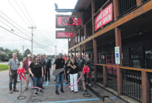 Two local businesses cut ribbons