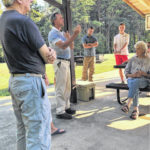 Adams talks farming with residents