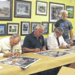 Yadkin County sheriff to be featured in art print