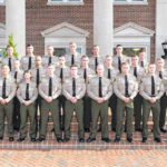 21 wildlife officers graduate from Basic Wildlife Law Enforcement School