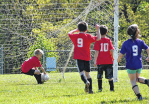 Sports help shape today's youth